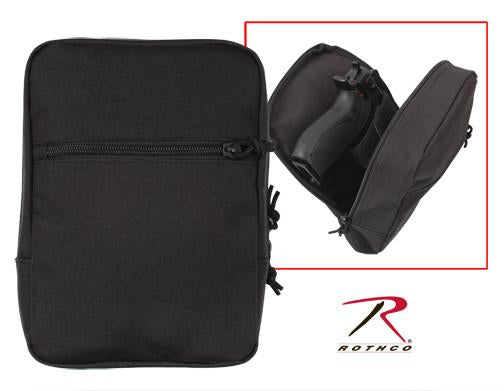 9709 Rothco Molle Compatible Concealed Carry Pouch