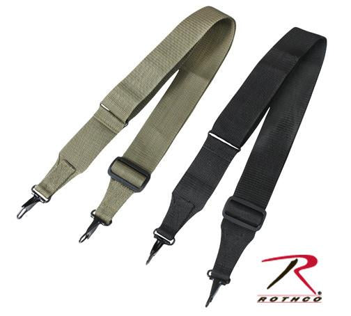 "9725 / 9752 Rothco Gi Style Utility Strap - Extra Long (55"") - Black Or Olive Drab"