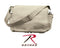 9848 Rothco Vintage Canvas Classic Messenger Bag - Khaki