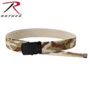 4382 Rothco Tri-Color Desert Camo/Tan Reversible Web Belts - 54""