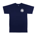 6337 Rothco 2-Sided EMT T-Shirt - Navy Blue
