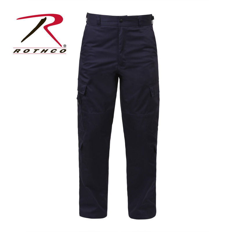 7821 Rothco Navy Blue E.M.T. Pants-Short Lengths