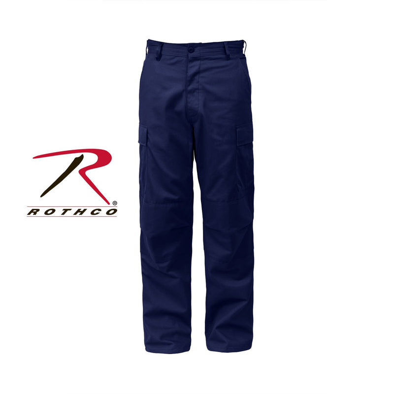7885 Rothco Tactical BDU Pants - Navy Blue - Short Length