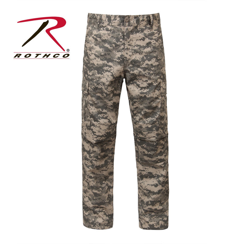 8684 Rothco A.C.U. Digital Camo B.D.U. Pants - Longs