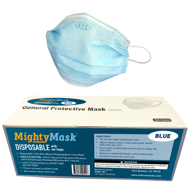 Mighty Mask Level II Surgical Face Mask