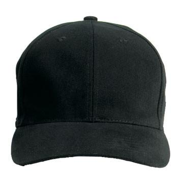 8283 Rothco Black Supreme Low Profile Cap