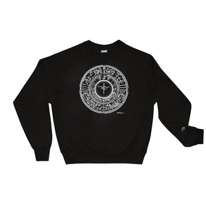 """Walk in Beauty "" Champion Sweatshirt"