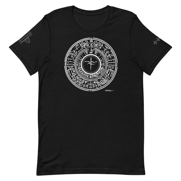 """Walk in Beauty"" Short-Sleeve Unisex T-Shirt"