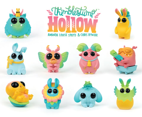 Thimblestump Hollow Series 2 - Single Blind Box