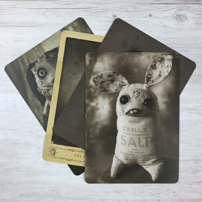 Dust Bunnies Cabinet Card Set