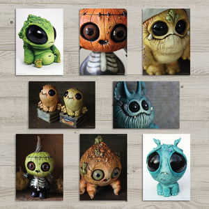 Chris Ryniak Postcard Set