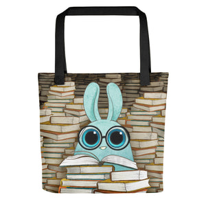 So Many Books Tote