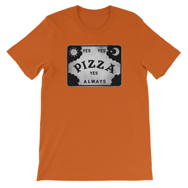 Pizza Conjuring Board T-Shirt (Unisex)