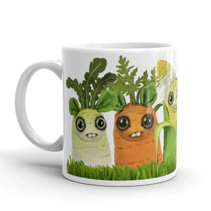 Farm Market Dust Bunnies Mug