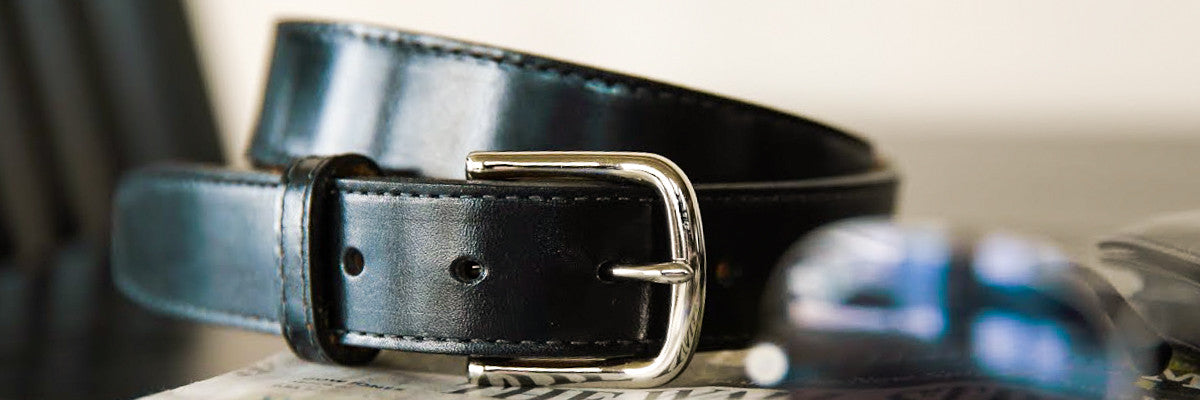 How to Buy a Men's Belt: The Ultimate Guide
