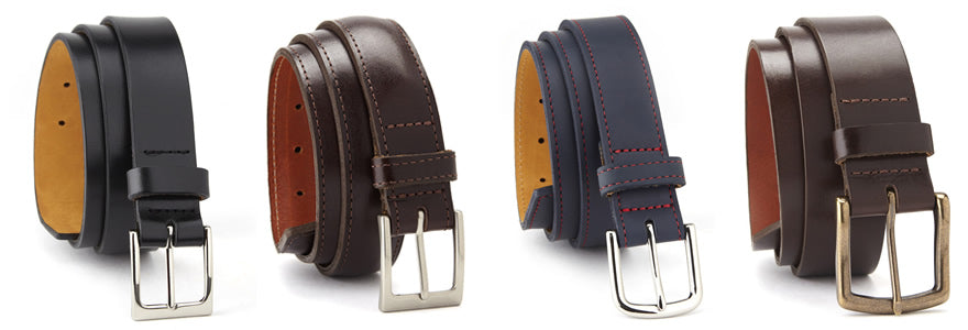 Essential Men's Belts