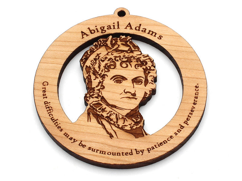 Abigail Adams Ornament