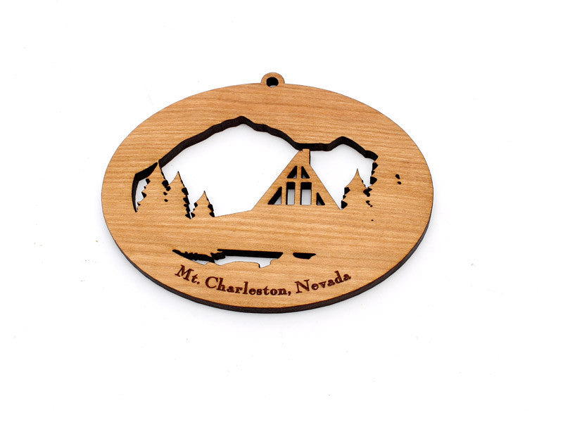 Mt. Charleston Ornament