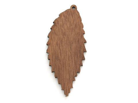 American Chestnut Leaf Ornament
