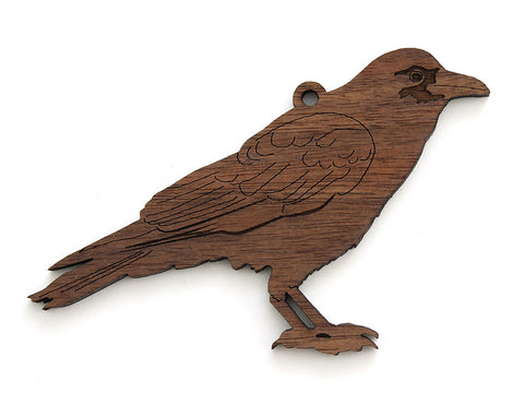 American Crow Ornament