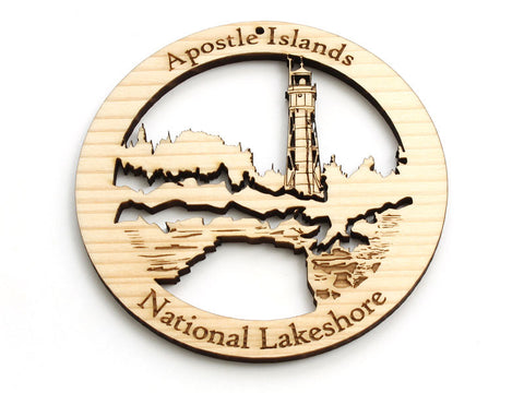 Apostle Islands National Lakeshore Custom Ornament