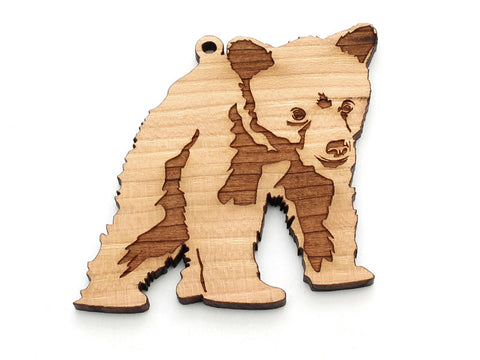 Black Bear Cub Ornament