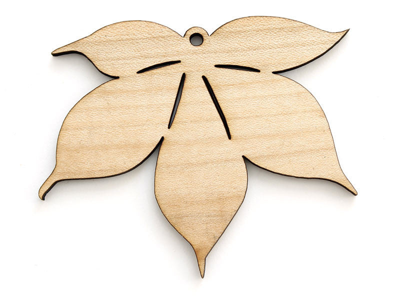 Buckeye Leaf Ornament