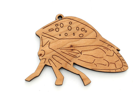 Buffalo Tree Hopper Ornament