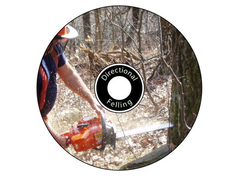 Directional Felling Trees DVD