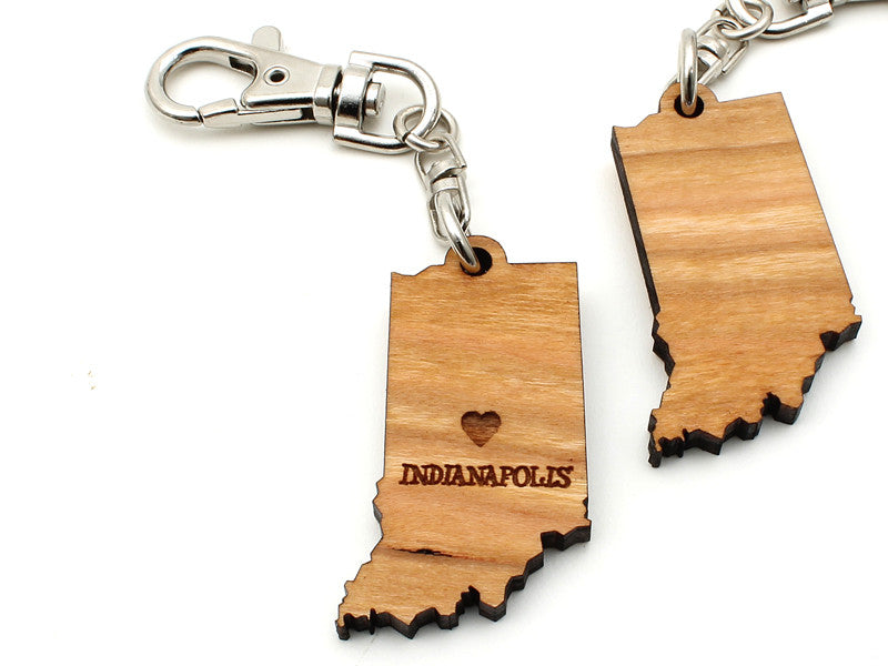 Indiana State Key Clip