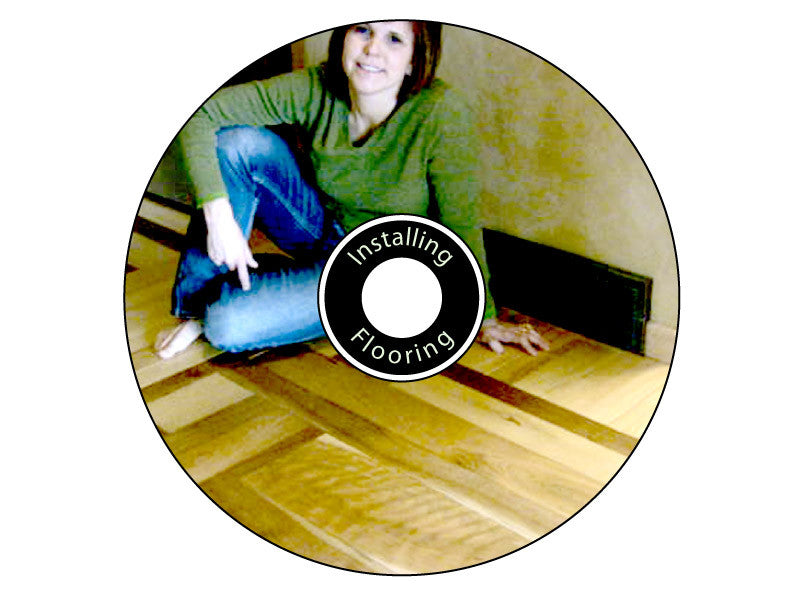 Installing Flooring in the Customer's Home DVD