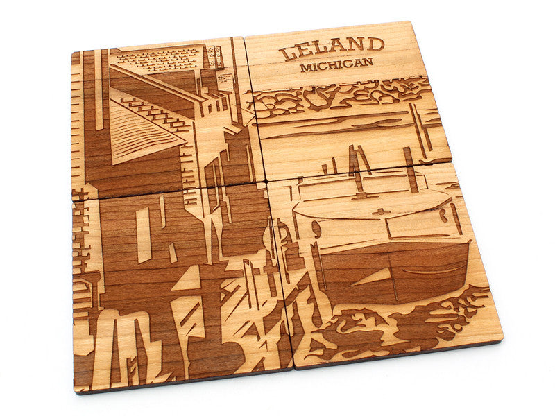 Leland, Michigan - Coasters