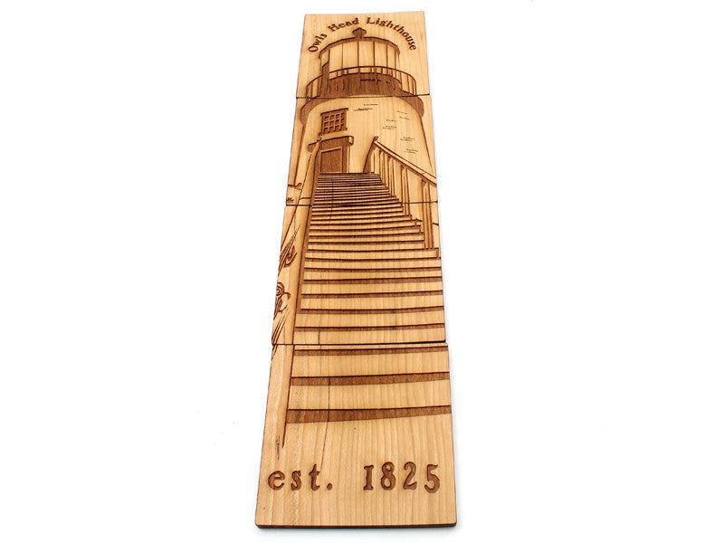 Owls Head Lighthouse - Coasters