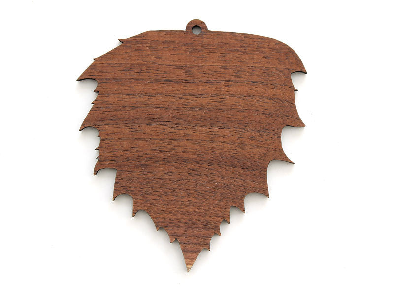 River Birch Leaf Ornament
