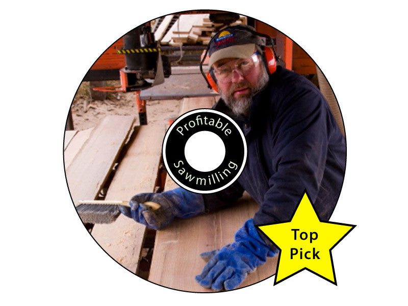 Running a Profitable Sawmill and Woodworking Business DVD