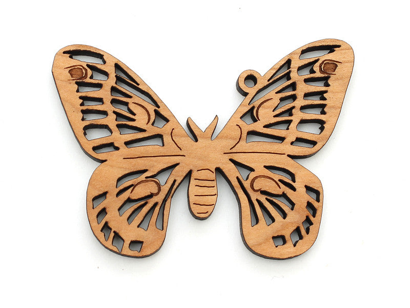 Silk Moth Ornament