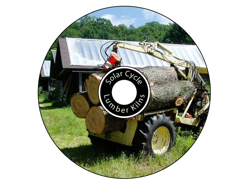 Kiln Drying Lumber with the Solar Cycle Kiln DVD