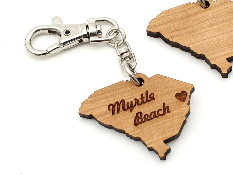 South Carolina State Key Clip