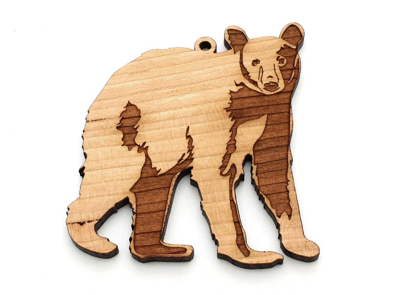 Southern Black Bear Ornament