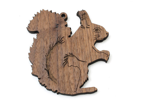 Alberts Squirrel Ornament