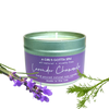 Lavender Chamomile Natural Wax Candle
