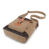 Tapa Two-Tone Canvas Crossbody