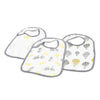 Traveler Snap Bibs Set of 3