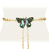 Butterfly Chain Belt