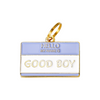 Pet ID Tag - Hello My Name is 'Good Boy'