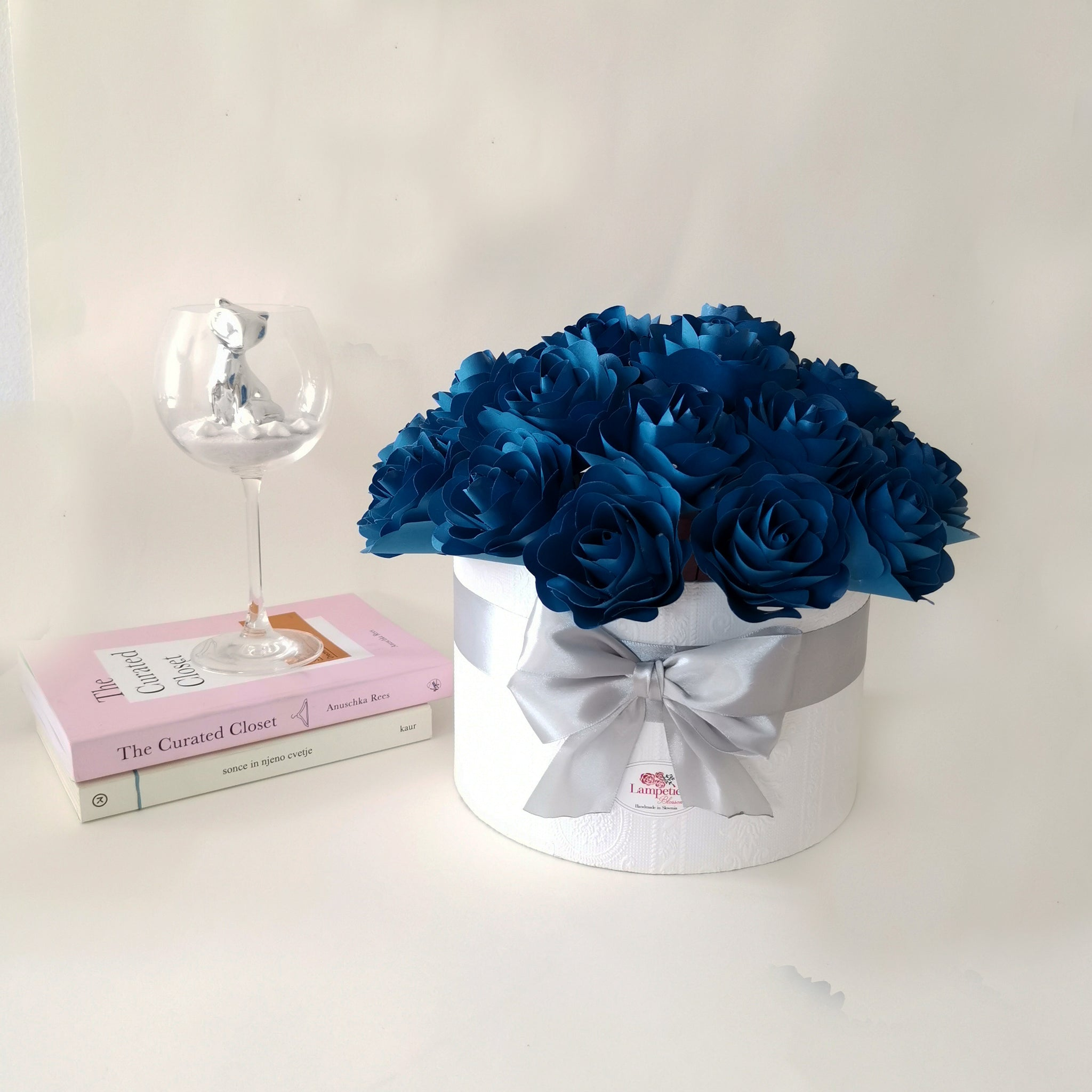 Glamour Royal Blue Medium Box