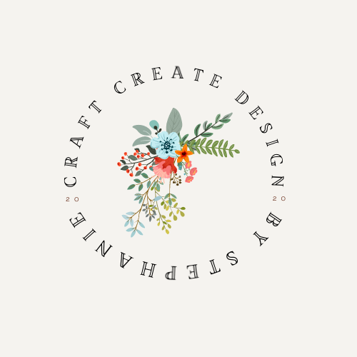 Craft, Create, Design with Stephanie