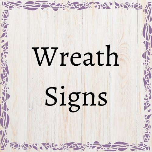Signs & Wall Hangers