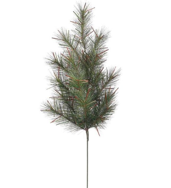 Mix Tinsel Pine Spray  25023