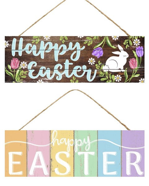 Happy Easter Sign 15